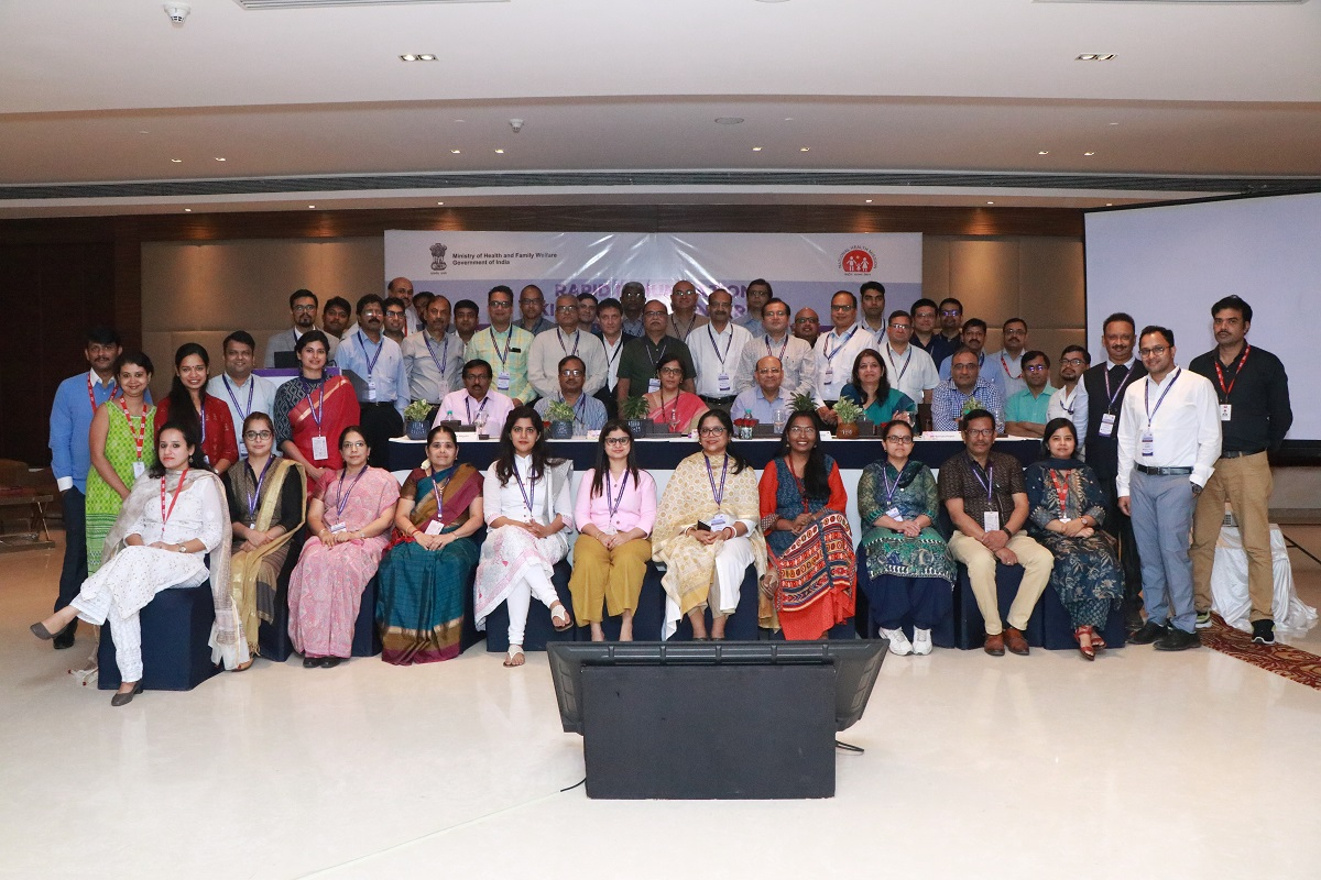 National Dissemination of CBNA findings and Brainstorming Workshop-Group Photograph